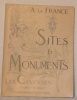 Les Cevennes. Sites et Monuments..
