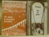 Fribourg ville de ponts. Pro Fribourg n° 71.XXe siècle: le renouveau des ponts.  Pro Fribourg n° 75..