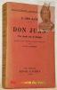 Don Juan. Une étude sur le double. Traduit d'une nouvelle version allemande par S. Lautman. Collection bibliothèque Psychanalytique.. RANK, Otto.