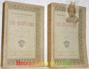 Trois ans dans l'Amérique septentrionale 1885, 1886, 1887. Les Etats-Unis. 2 volumes.. CROONENBERGHS, Charles.