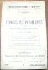 Les forces économiques des puissances belligérantes avant la Guerre. Collection Pages d'Histoire 1914 - 1916.. FAYOLLE, B.