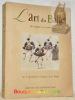 L'Art du Ballet des origines à nos jours  par 20 écrivains et critiques de la Danse. Nombreuses illustrations dans le texte et 45 planches hors texte ...