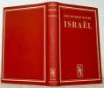 ISRAEL. Les Guides Nagel. 24 pages de plans en couleurs, 14 plans en noir..
