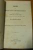 Résumé des observations météorologiques faites à Morges par MM. Burnier, Ch. Dufour et Yersin pendant les années 1850, 1851, 1852, 1853 et 1854. ...