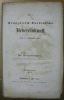 Die Französisch-Sardinische Ueberreinkunst vom 15. September 1864.. HERGENRÖTHER, Dr.