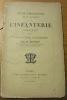 Etude comparative sur les règlements de l'infanterie française et de l'infanterie allemande.. MONET, H.