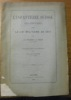L'infanterie suisse, ses progrès sous la loi militaire de 1874. Traduit de l'allemand par Ed. Secrétan.. FEISS, Colonel J.