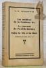 Les archives de la comtesse Dxx - Le journal de Pavlik Dolsky - Entre la vie et la mort (Roman épistolaire). Traduit par G.G. . APOUKHTINE, A.-N.
