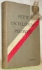 Petite encyclopédie polonaise.. PILZ, Erasme.