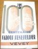 Centenaire d'Aloïs Senefelder. 1834-1934. Edité par l'U.S.L. Section de Vevey..