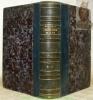 La Circulation de la Vie. Lettres sur la physiologie en réponse aux lettres sur la chimie, de Liebig.Traduit de l'allemand, avec l'autorisation de ...