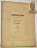 Volksmärchen aus der Bretagne. Mit Bilder von Prof. Richter, X. Johannot. BODE, H.