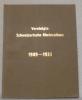 Vereinigte Schweizerische Rheinsalinen. 1909-1933. Werke in Schweizerhalle - Rheinfelden - Ryburg..