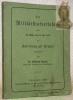 Das Militärstrafverfahren nach dem Gesetz vom 14. Mai 1870 als Anleitung zur Praxis.. BRAUER, Wilhelm.