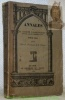 Annales de la Société d'Agriculture, Sciences, Arts et Commerce du Puy, pour 1834.Rédigées par les Secrétaires de la Société..