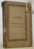 Annales de la Société d'Agriculture, Sciences, Arts et Commerce du Puy, pour 1828.Rédigées par les Secrétaires de la Société..