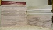 International Medieval Bibliography. July-December 1974 by July-December 1987. 27 volumes.. Sawyer,P.H. - Walsh, Richard J.