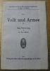 Volk und Armee. Ein Vortrag. Schriften der Neuen Helvetischen Gesellschaft Gruppe St. Gallen N° 1.. BÜRKE, Karl.