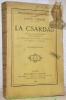 La Csardas. Notes et impressions d'un français en Autriche, en Hongrie, en Roumanie, en Suisse, en Belgique. 2e édition.. ULBACH, Louis.