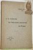 A la recherche de l'éducation protectrice en Prusse.. COLLARD, Charles.