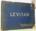 Levitan, Fabrique de meubles, 63 Bd. Magenta Paris. 2e édition annulant les précédentes..