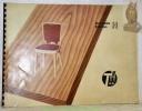 T. AG., Fabrique de chaises et de tables. Ausgabe/Edition H..