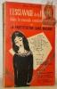 L'esclavage de la femme dans le monde contemporain ou la prostitution sans masque.. PHILIPPON, Odette.