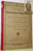 Historischer Schul-Atlas zur alten, mittleren und neuen Geschichte in 67 Haupt- und 71 Nebenkarten. 22. Auflage.. PUTZGERS, F. W.