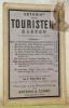 Artaria's neueste Touristen-Karten im Maassstabe von 1: 120.600. VIII: Zell am See, Gastein, Gr.-Glockner, etc..