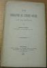 Une biographie de l'Evêque Notger au XIIe siècle.. KURTH, Godefroid.