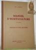 Arboriculture fruitière. Manuel d'horticulture, 3e partie.. AUBERT, Ph.