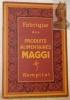 Fabrique des produits alimentaires Maggi à Kempttal..