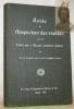 Guide de l'inspecteur des viandes. Avec 74 illustrations dans le texte et 1 planche en couleurs..