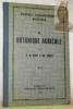 Botanique agricole à l'usage des écoles d'agriculture d'hiver. Manuels d'enseignement agricole, tome 5. 3e édition.. VEVEY, E. de – BERSET, A.