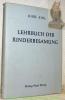 Lehrbuch der Rinderbesamung. Grundlagen, Technik, Organisation und züchterische Probleme der Samenübertragung beim Rind. Mit 201 Abbildungen und 32 ...