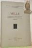 """Mille. I dibattiti del circolo linguistico fiorentino. 1945 - 1970. Accademia Toscana di Scienze e Lettere """"La Colombaria"""".."""