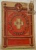 Almanach Fédéral Suisse  pour 1878.Deuxième édition. Avec le portrait des membres du Conseil Fédéral..