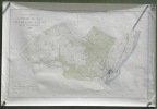 Commune de Villars-sous-Mont. Plan d'ensemble. Levé par Edwin Lips. Carte topographique 5:000. Format 89x59.5cm..