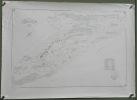 Commune de Remaufens. Plan d'ensemble. Levé par P. Corminboeuf. Carte topographique 5:000. Format 104x75cm..