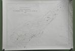 Commune des Glânes. Plan d'ensemble. Levé par J. Corminboeuf. Carte topographique 5:000. Format 69.5x50cm..