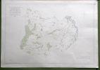 Gemeinde  Brünisried und Zumholz. Übersichtsplan. Topographische Karte. von Arnold Gapany. 5:000  Format 70x100cm..