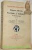 Eléments d'histoire maritime et coloniale contemporaine. 1815 - 1914. Ouvrage publié sous la direction du service historique de l'Etat-Major de la ...