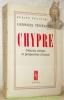 Chypre. Histoire récente et perspectives d'avenir. Collection: Ecrits politiques.. TENEKIDES, Georges.