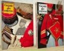 Gazette des uniformes. N° 138 au n° 149. 2 Volumes..
