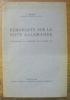 Remarques sur la Note allemande concernant le plébiscite du 20 mars 1921.. ROMER, E.