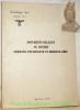 Documents relatifs au conflit germano-yougoslave et germano-grec.Auswärtiges Amt. 1939 - 1941, n. 7..