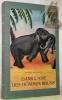 Dans l'Asie des hommes bruns. Avec 32 illustrations en hors texte et une carte.. BLANCHOD, Dr Fred.