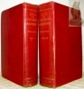 Life of Cardinal Manning, Archibishop of Westminster. In two Volumes.Vol. I : Manning as an Anglican.Vol. II : Manning as a Catholic.. PURCELL, Edmund ...