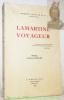 Lamartine voyageur. Préface de Maurice Levaillant.. MATTLE S. M., Robert.