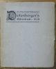 D. Johan Dietenberger's Bibeldruck Mainz 1534. Im Jahre der Gutenberg-Feier 1900.. SCHNEIDER, Friedrich.